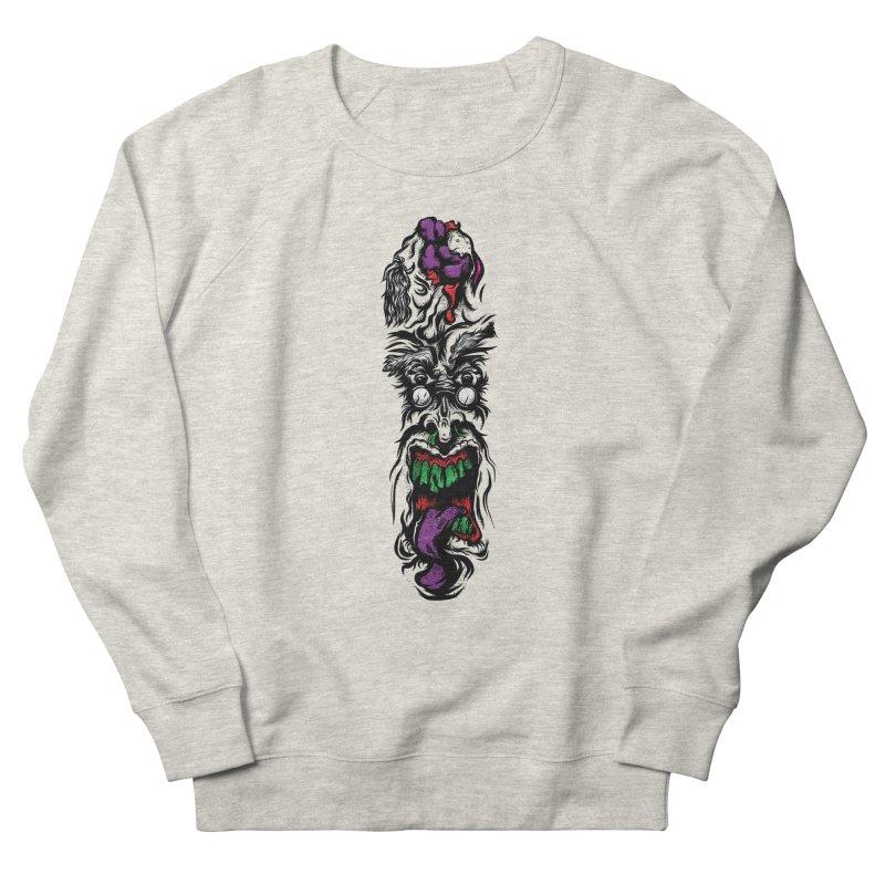 Doctor Zombie  Men's Sweatshirt by Payback Penguin