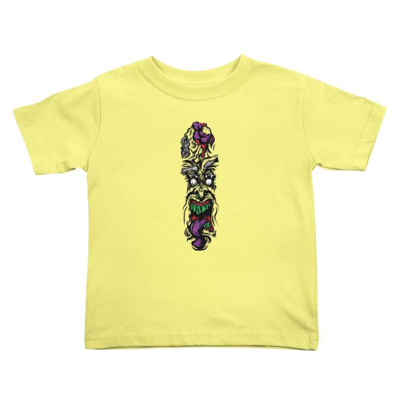 Doctor Zombie  Kids Toddler T-Shirt by Payback Penguin