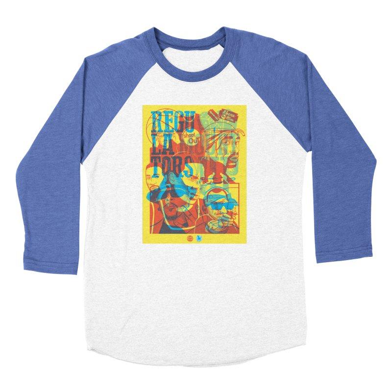 Above the Rim / Regulators Women's Longsleeve T-Shirt by Payback Penguin
