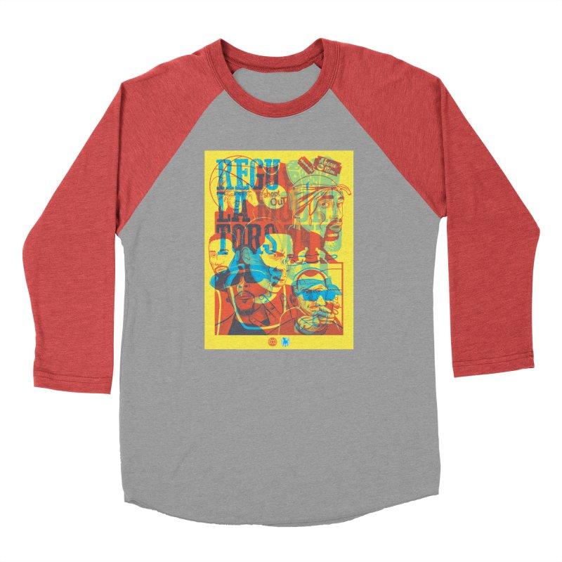 Above the Rim / Regulators Men's Longsleeve T-Shirt by Payback Penguin