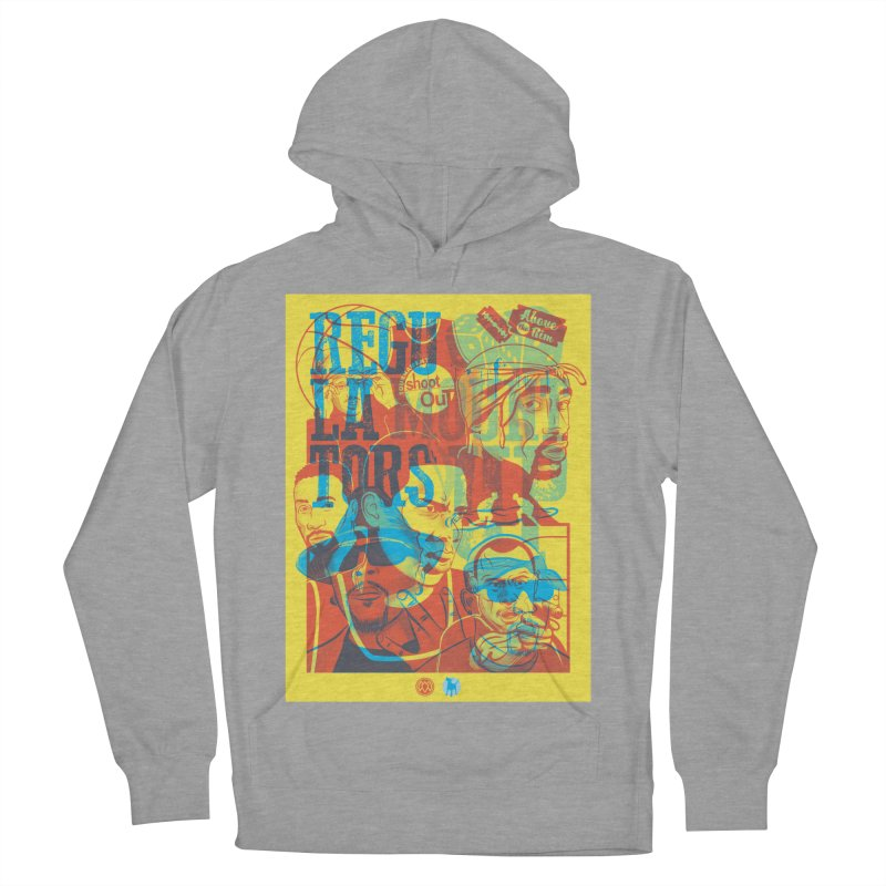 Above the Rim / Regulators Men's Pullover Hoody by Payback Penguin