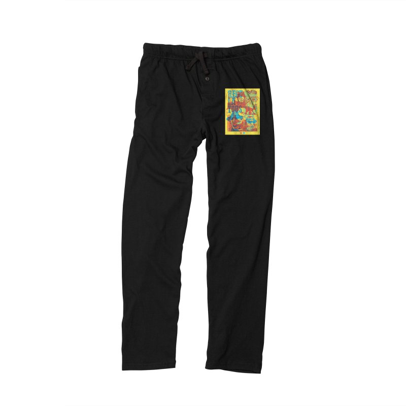 Above the Rim / Regulators Men's Lounge Pants by Payback Penguin