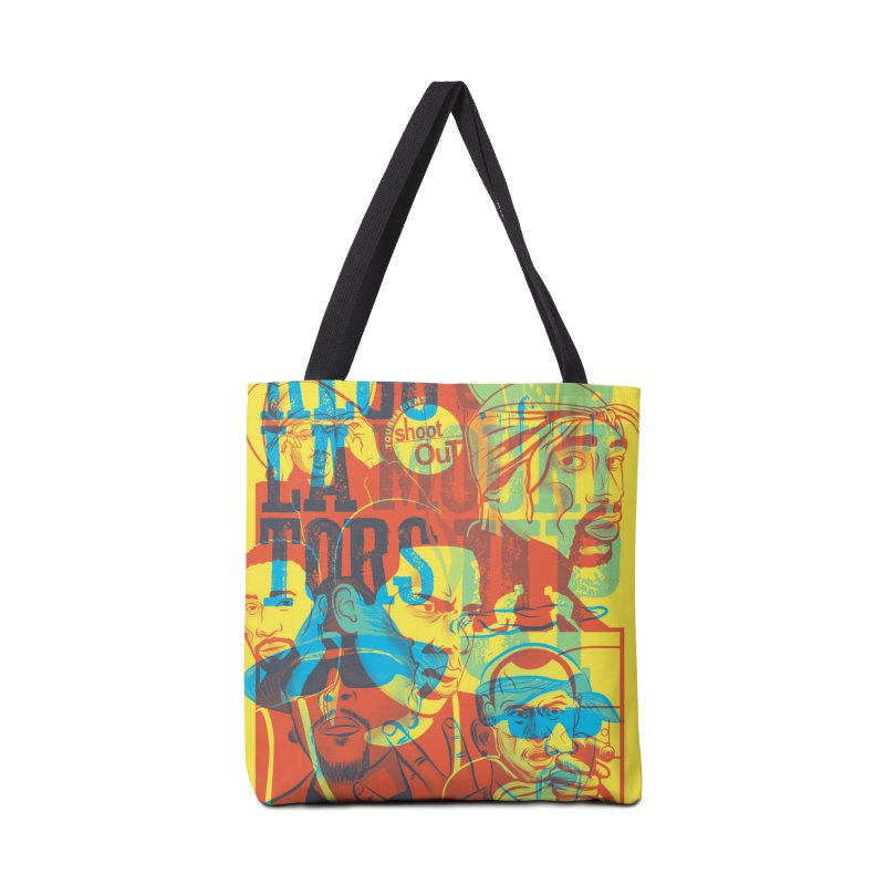 Above the Rim / Regulators Accessories Bag by Payback Penguin