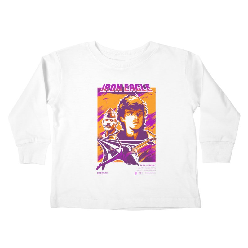 Going Back For Dad Kids Toddler Longsleeve T-Shirt by Payback Penguin