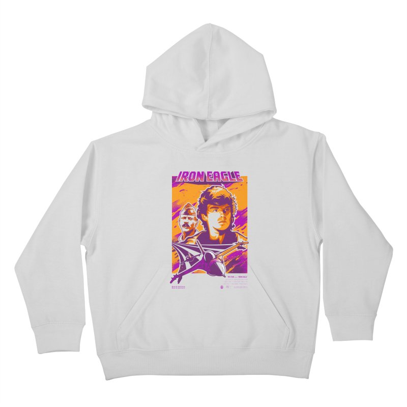 Going Back For Dad Kids Pullover Hoody by Payback Penguin