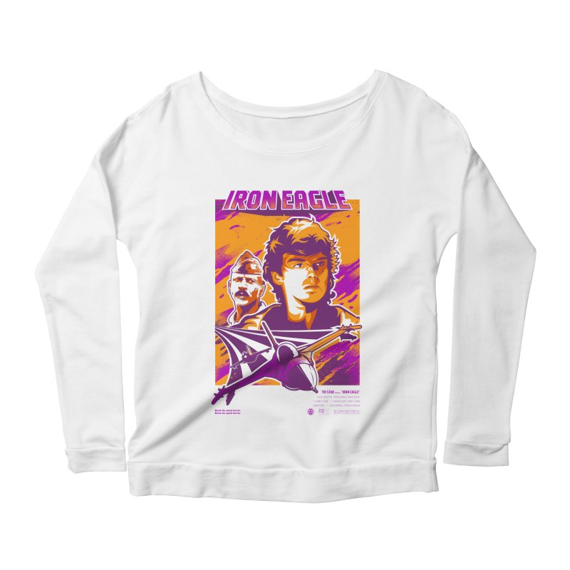 Going Back For Dad Women's Longsleeve Scoopneck  by Payback Penguin