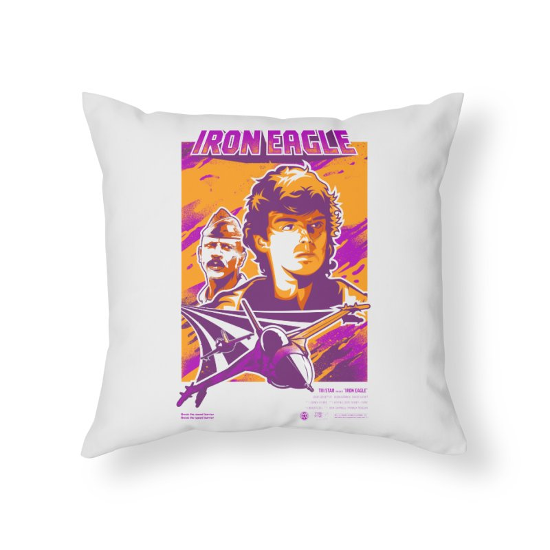 Going Back For Dad Home Throw Pillow by Payback Penguin