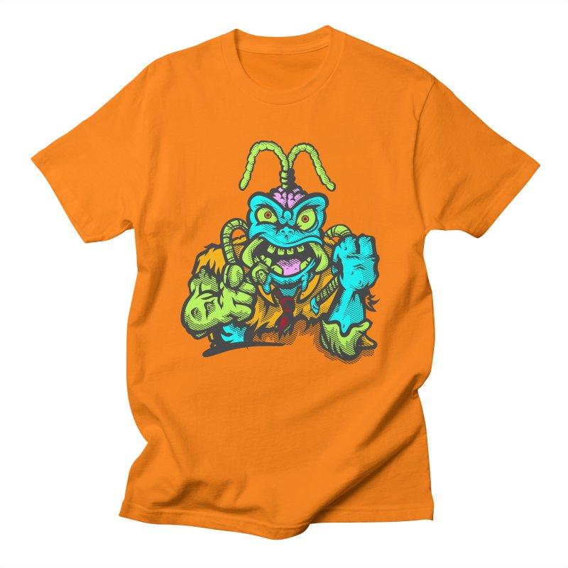Scum Bug Men's T-Shirt by Payback Penguin