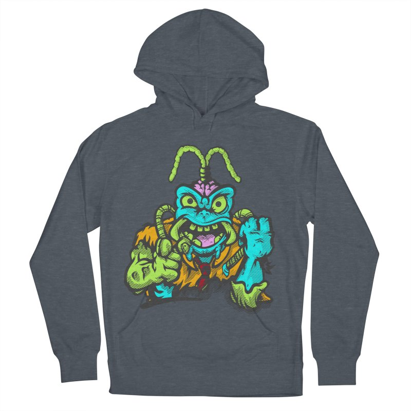 Scum Bug Women's Pullover Hoody by Payback Penguin