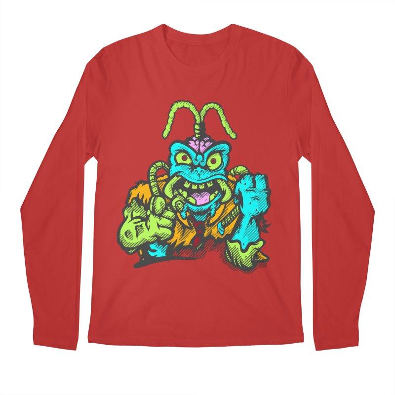 Scum Bug Men's Regular Longsleeve T-Shirt by Payback Penguin