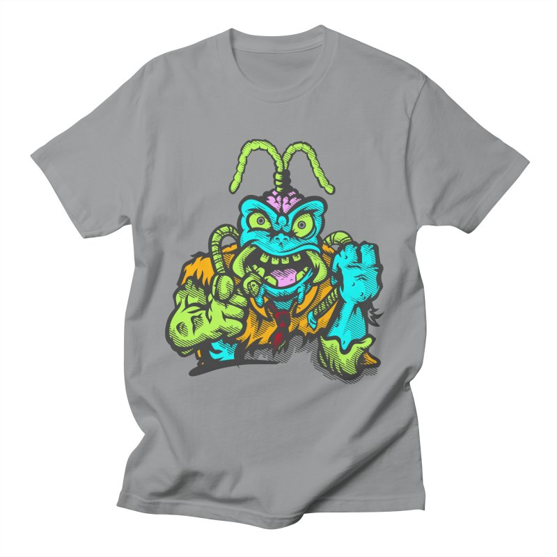 Scum Bug Men's T-Shirt by Payback Penguin