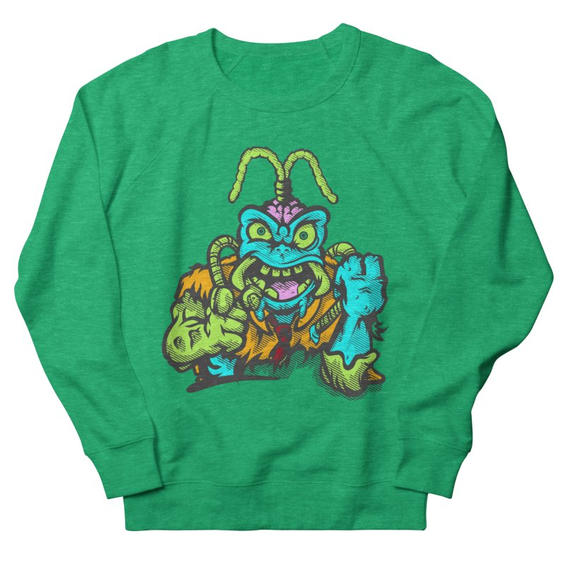Scum Bug Men's Sweatshirt by Payback Penguin
