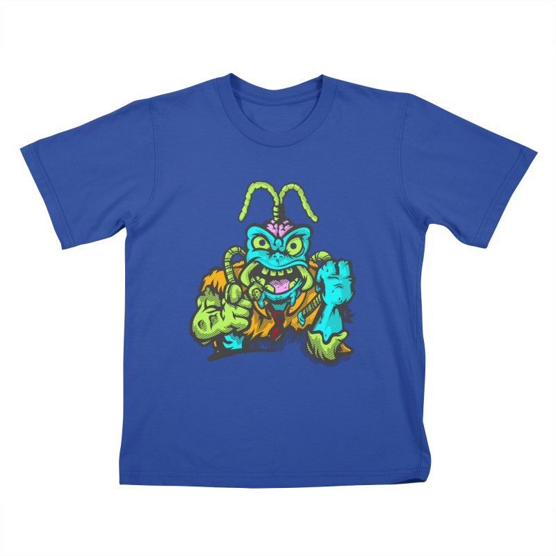 Scum Bug Kids T-shirt by Payback Penguin