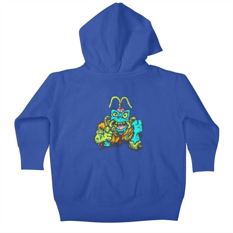 Scum Bug Kids Baby Zip-Up Hoody by Payback Penguin