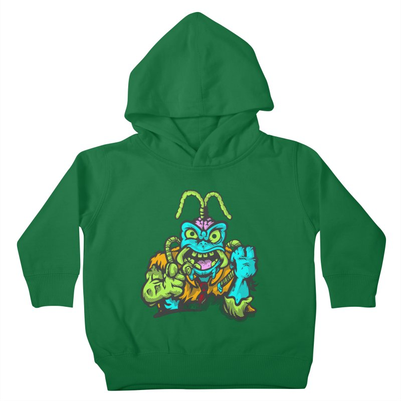 Scum Bug Kids Toddler Pullover Hoody by Payback Penguin