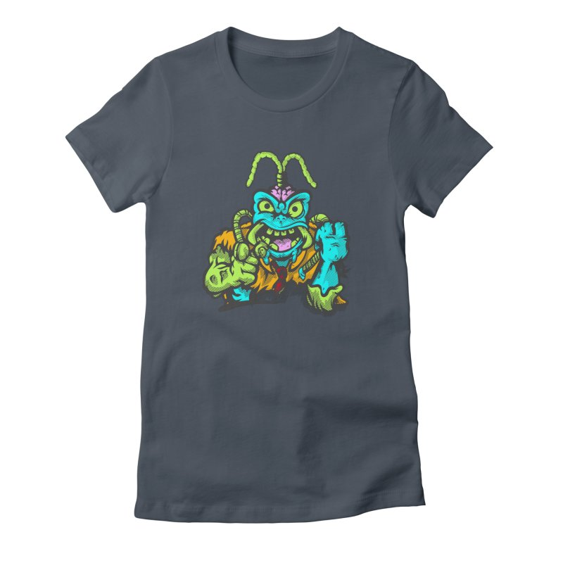 Scum Bug Women's T-Shirt by Payback Penguin