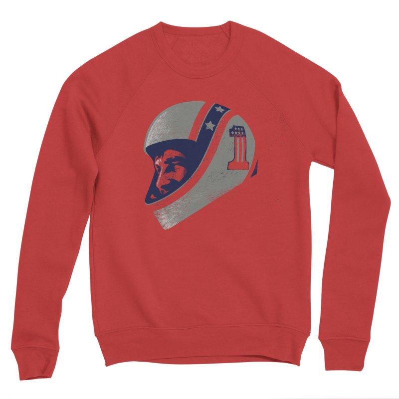 Stuntman Men's Sweatshirt by Payback Penguin