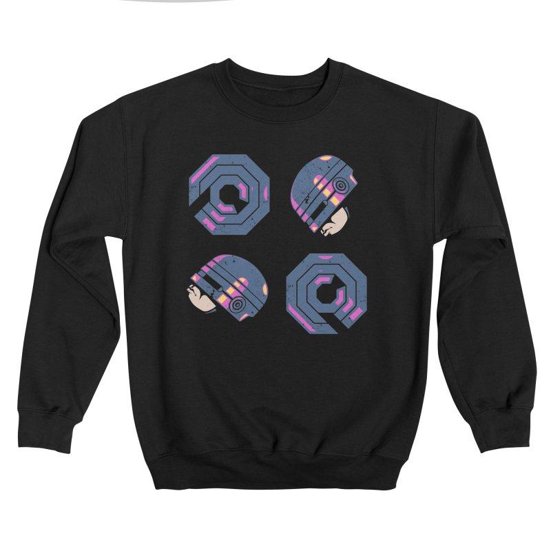 Dead or Alive Men's Sweatshirt by Payback Penguin