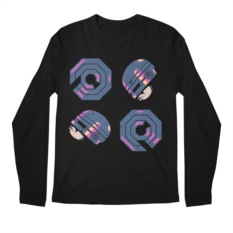 Dead or Alive Men's Longsleeve T-Shirt by Payback Penguin