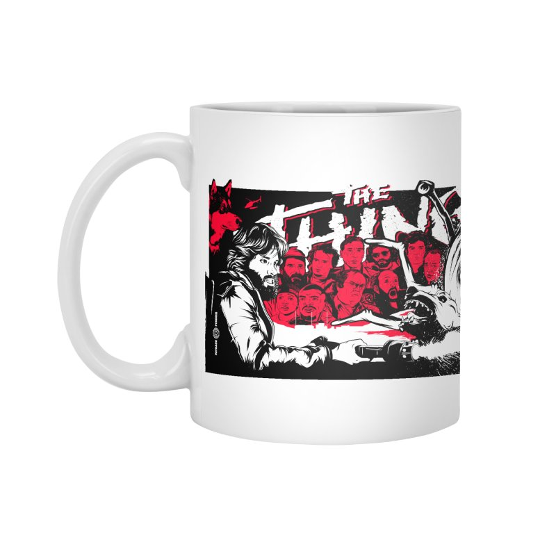 I Know I'm Human: Variant 1 Accessories Mug by Payback Penguin
