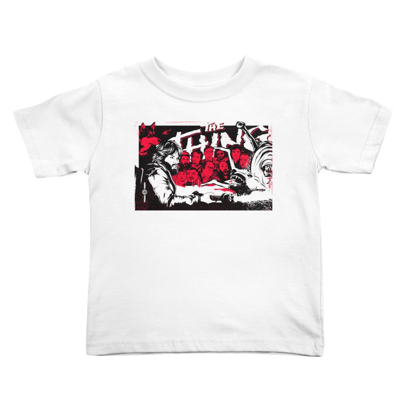 I Know I'm Human: Variant 1 Kids Toddler T-Shirt by Payback Penguin