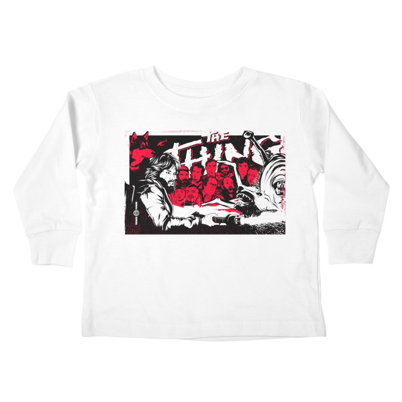 I Know I'm Human: Variant 1 Kids Toddler Longsleeve T-Shirt by Payback Penguin