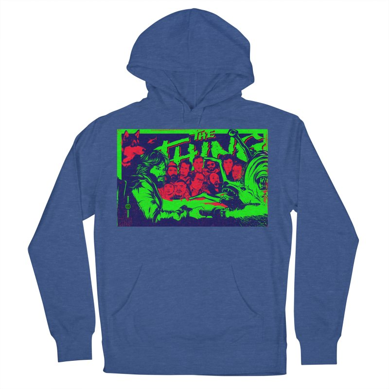 I Know I'm Human: Variant 2  Men's Pullover Hoody by Payback Penguin