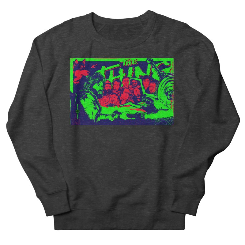 I Know I'm Human: Variant 2  Men's Sweatshirt by Payback Penguin