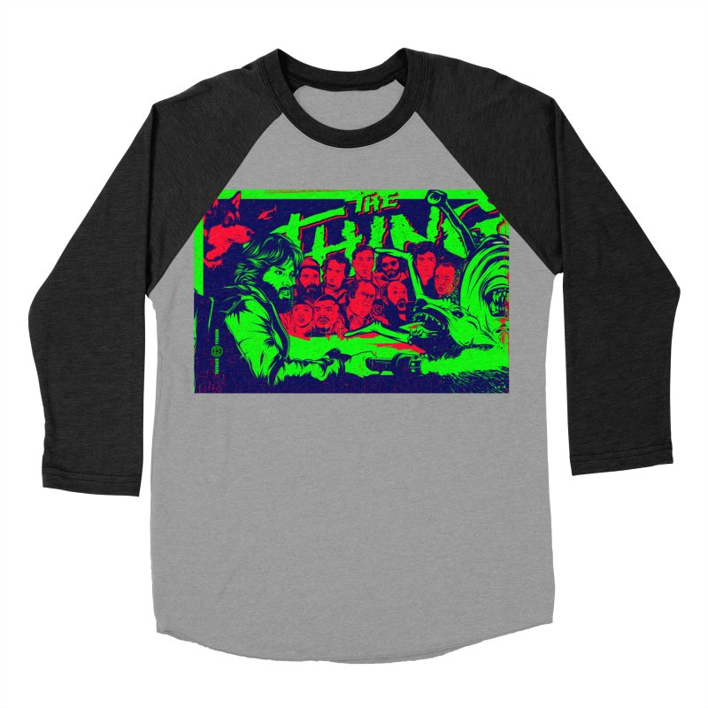 I Know I'm Human: Variant 2  Women's Baseball Triblend Longsleeve T-Shirt by Payback Penguin