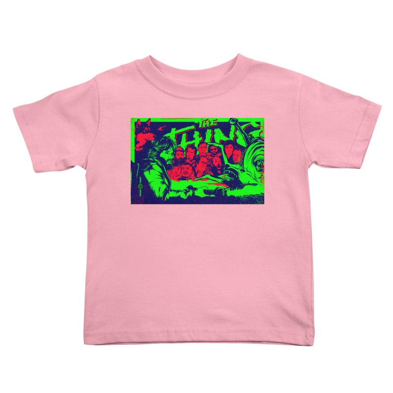I Know I'm Human: Variant 2  Kids Toddler T-Shirt by Payback Penguin