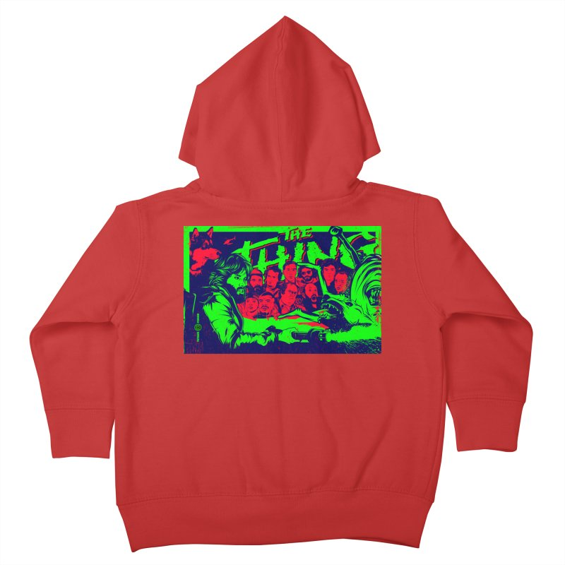 I Know I'm Human: Variant 2  Kids Toddler Zip-Up Hoody by Payback Penguin