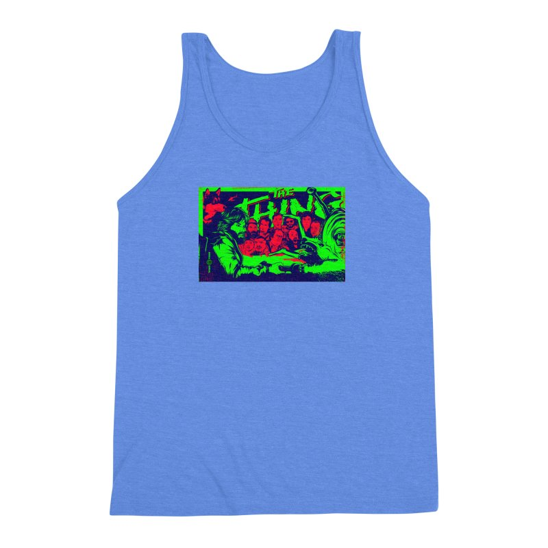 I Know I'm Human: Variant 2  Men's Triblend Tank by Payback Penguin