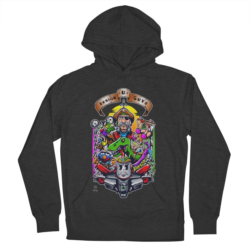 Design You Guys Women's Pullover Hoody by Payback Penguin