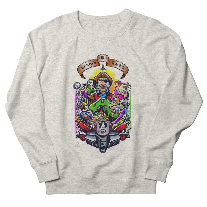 Design You Guys Men's Sweatshirt by Payback Penguin