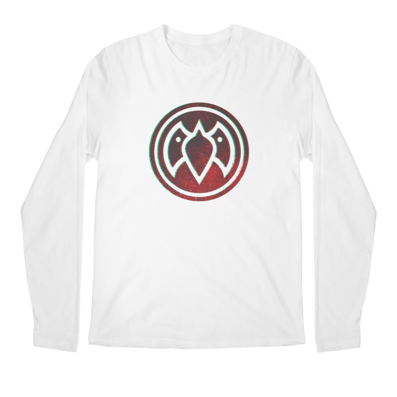 3D Meatball Men's Longsleeve T-Shirt by Payback Penguin