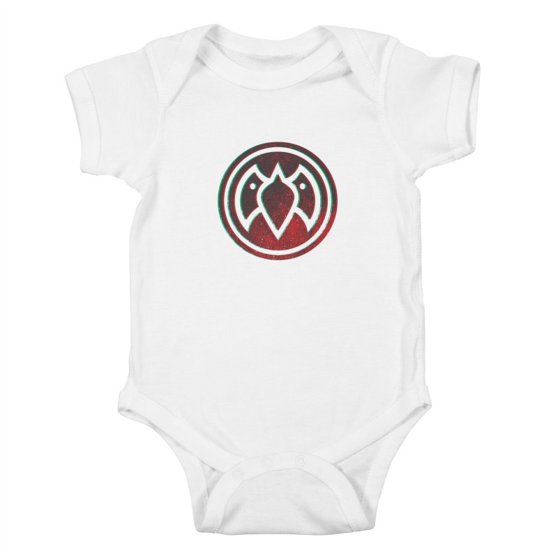 3D Meatball Kids Baby Bodysuit by Payback Penguin