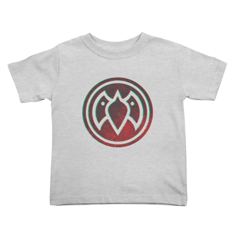 3D Meatball Kids Toddler T-Shirt by Payback Penguin