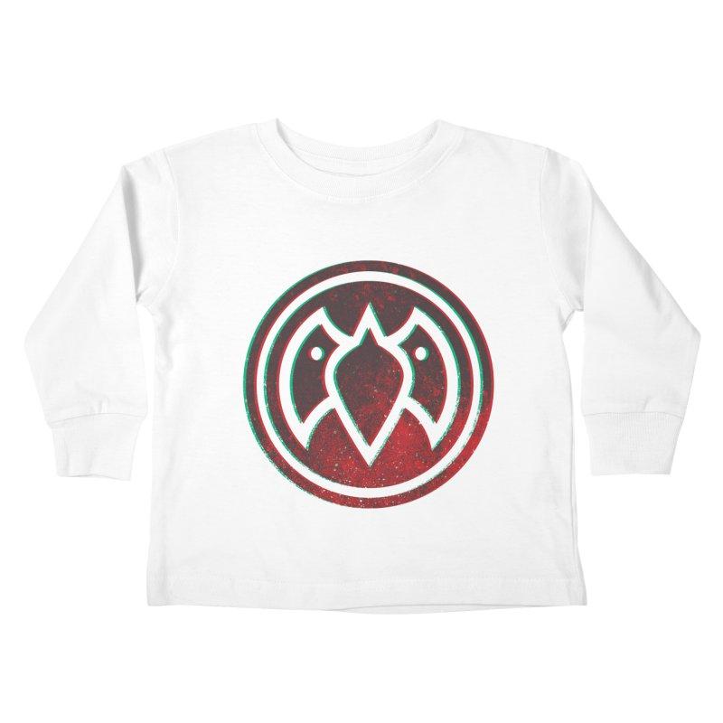 3D Meatball Kids Toddler Longsleeve T-Shirt by Payback Penguin