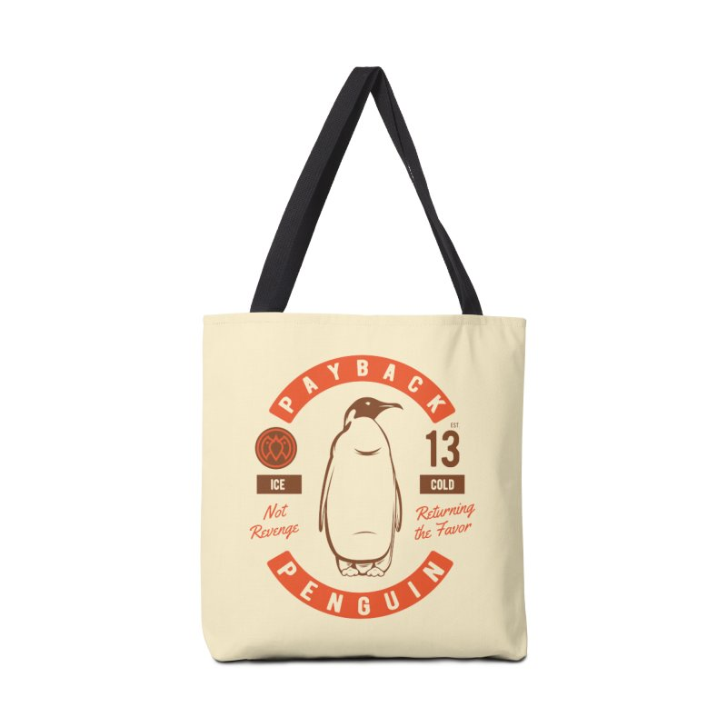 Payback Penguin Ice Cold - 2018 Accessories Bag by Payback Penguin
