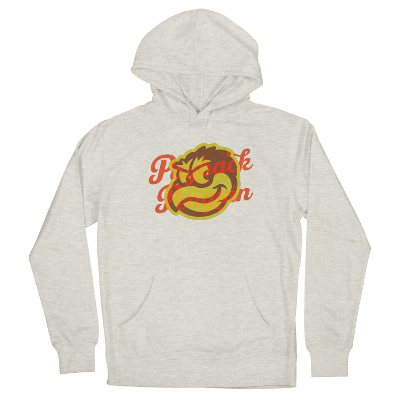 Payback Penguin - 1983 Women's French Terry Pullover Hoody by Payback Penguin