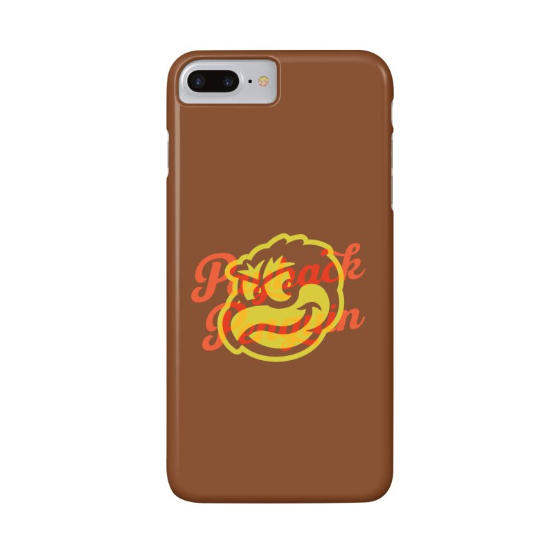 Payback Penguin - 1983 Accessories Phone Case by Payback Penguin