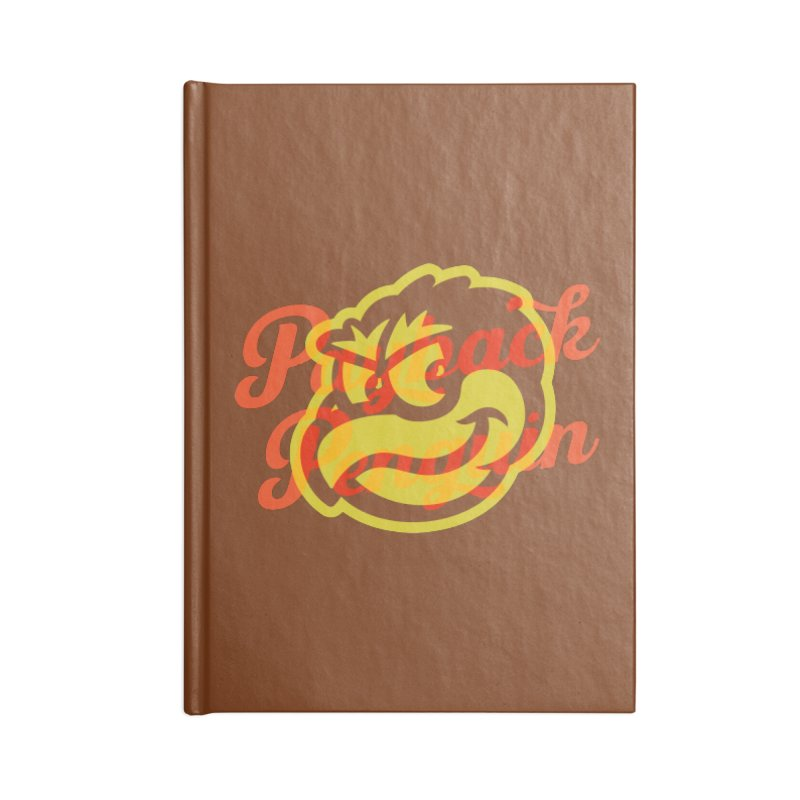 Payback Penguin - 1983 Accessories Notebook by Payback Penguin