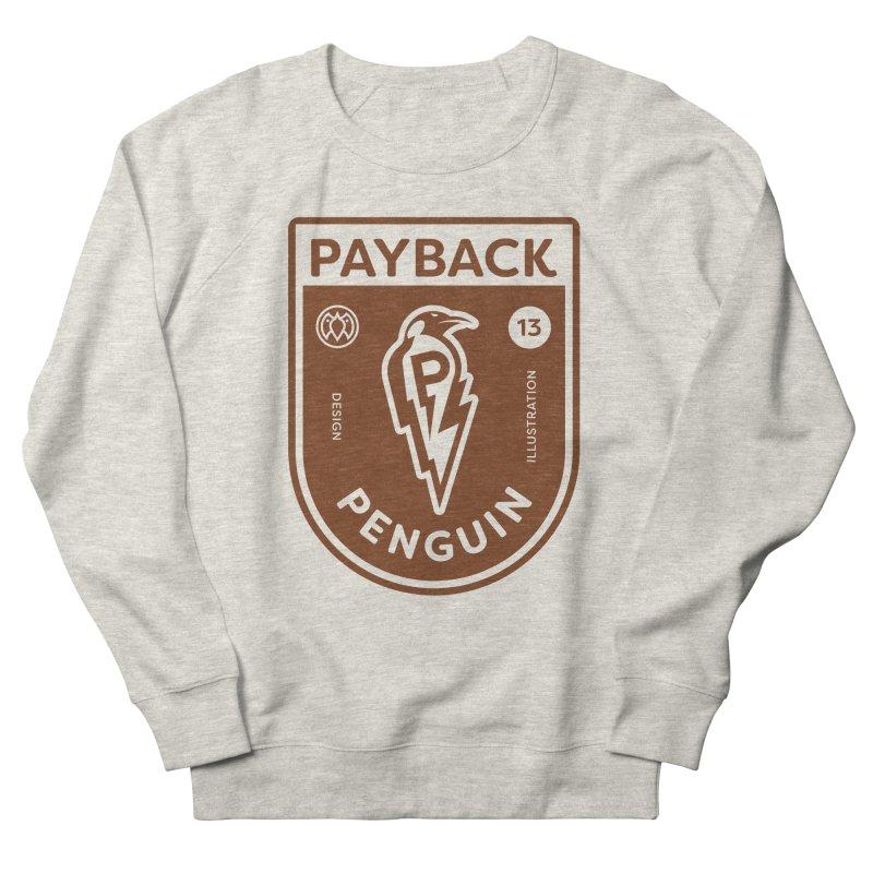 Payback Penguin - Lightening Shield Light Women's Sweatshirt by Payback Penguin