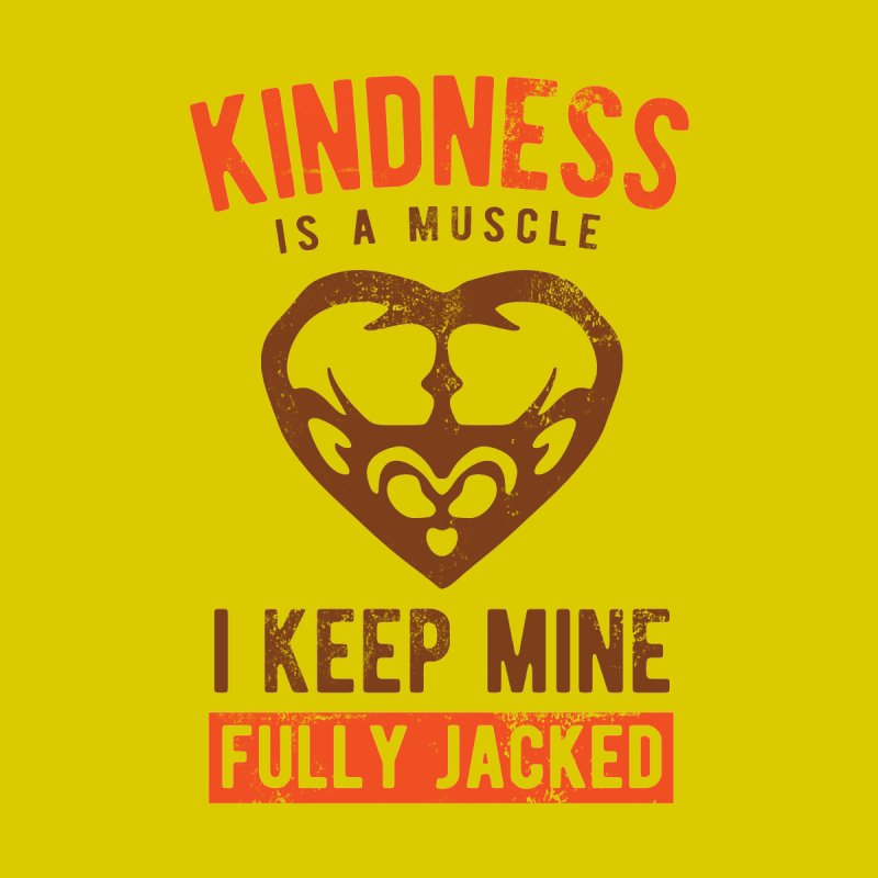 Payback Penguin - Kindness (yellow) Women's T-Shirt by Payback Penguin