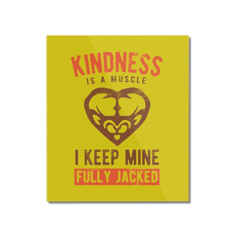 Payback Penguin - Kindness (yellow) Home  by Payback Penguin