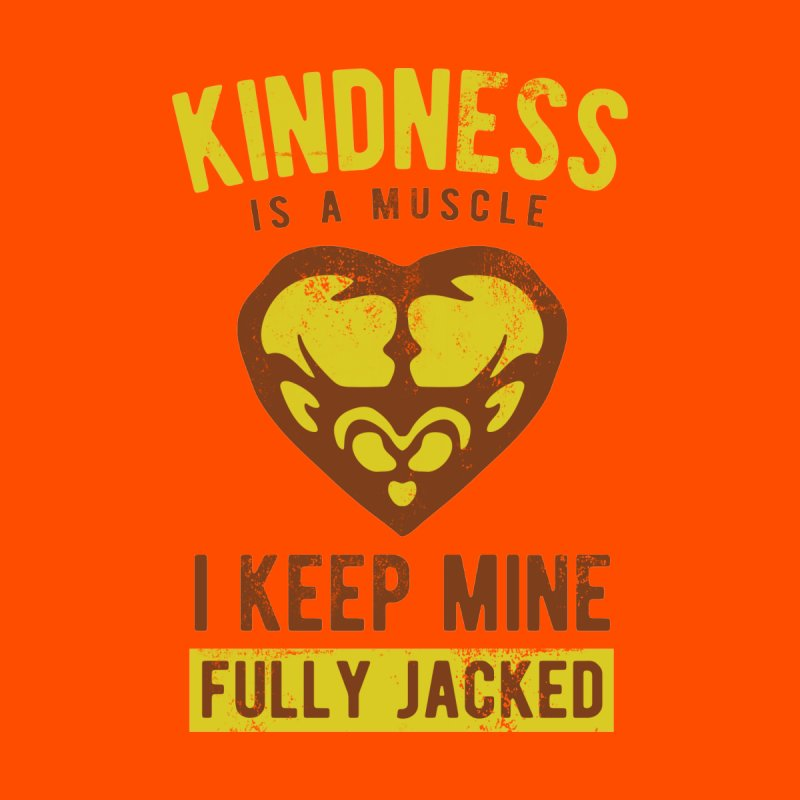 Payback Penguin - Kindness (Orange) by Payback Penguin