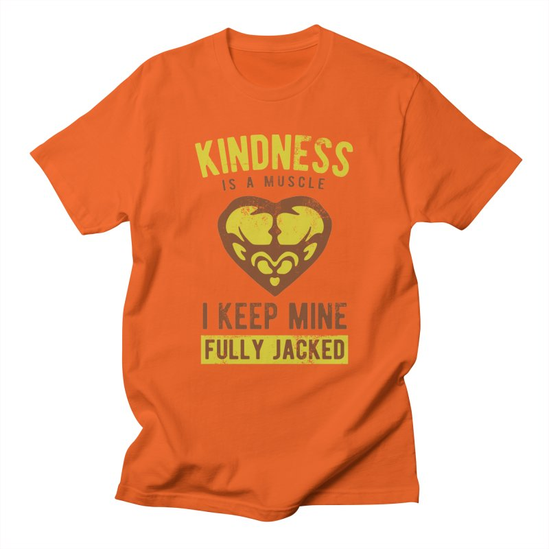 Payback Penguin - Kindness (Orange) Women's T-Shirt by Payback Penguin