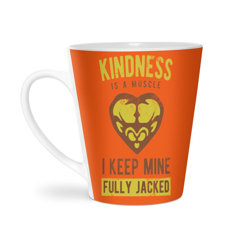 Payback Penguin - Kindness (Orange) Accessories Mug by Payback Penguin