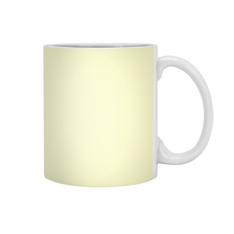 Bolt Penguin - Cream Accessories Mug by Payback Penguin