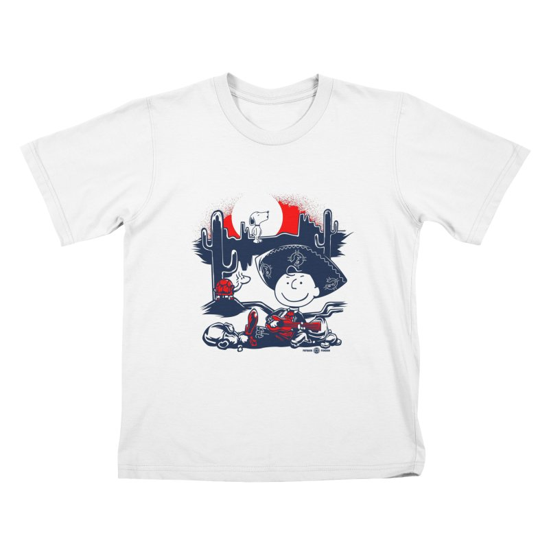 Charlie Bottoms Kids Toddler T-Shirt by Payback Penguin